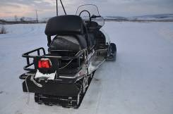 Polaris Widetrak 500 LX. исправен, есть птс, с пробегом