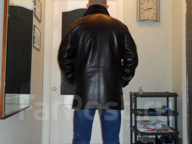 78adef90d5a3 Продам кожаную куртку - Верхняя одежда в Артеме