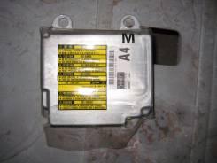 Блок управления airbag. Toyota Crown, GRS182 Двигатели: 3GRFE, 3GRFSE