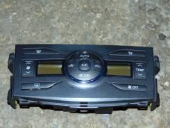 Блок управления климат-контролем. Toyota Corolla Axio, NZE141 Двигатель 1NZFE