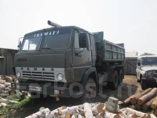 КамАЗ. Камаз 5320 с прицепом, 10 000 куб. см., 10 000 кг.