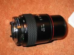 Полнокадровый телевик Токина - отличная альтернатива Никкорам!. Для Nikon, диаметр фильтра 52 мм