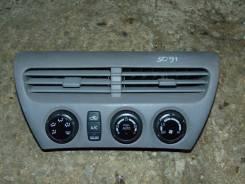 Блок управления климат-контролем. Toyota Vista Ardeo, SV50G Двигатель 3SFSE
