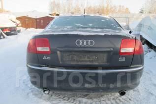 Audi A8. ПТС 2003г Кузов D3