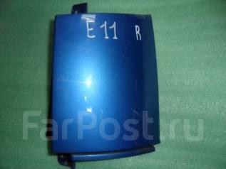 Планка под фонарь. Nissan Note, E11, E11E