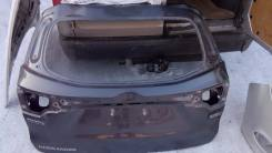 Дверь багажника. Toyota Highlander, GSU55L, GSU55