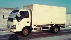 Isuzu Elf. Isuzu ELF бортовой 2012, 3 000 куб. см., 3 500 кг.