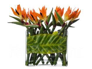Цветы и фрукты декоративные. Под заказ