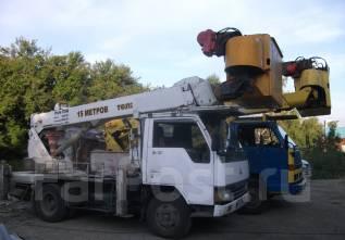 Услуги Автовышек (15; 16 метров 900 р)