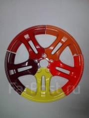 Пескоструйная обработка и полимерная окраска дисков. Шиномонтаж