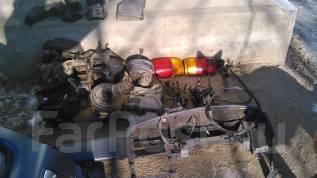 Интерьер. Toyota Hilux Surf, LN130G, LN130W, KZN130G, KZN130W Двигатель 2LTE