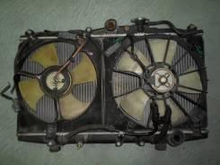 Радиатор охлаждения двигателя. Honda Accord Honda Torneo, CF4 Двигатели: 20T2N, 20TN, D16B6, D16B7, F18B2, F18B3, F18B4, F20B6, F23Z5, H22A7