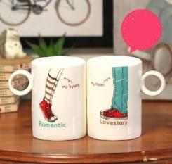 Кружки, чашки.