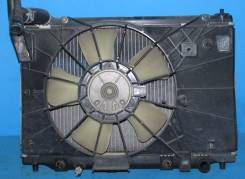 Вентилятор охлаждения радиатора. Mazda Demio, DY3R, DY5W, DY3W, DY5R Mazda Verisa, DC5W, DC5R