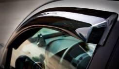 Ветровик на дверь. Mitsubishi Pajero Sport