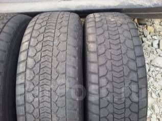 Dunlop Grandtrek SJ5. Зимние, без шипов, 1998 год, износ: 80%, 2 шт