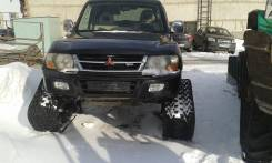 Продам снегоболотоход на базе Паджеро