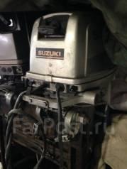 Suzuki. 25,00л.с., 2х тактный, бензин, нога L (508 мм), Год: 1997 год. Под заказ