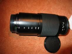 Старая железная труба Токина 60-300 f4-5.6. Для Nikon, диаметр фильтра 62 мм