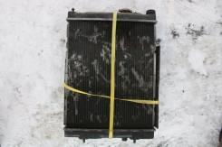 Радиатор охлаждения двигателя. Nissan Cube, AZ10, ANZ10, Z10