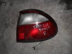 Стоп-сигнал. Mazda Familia, BHALS, BHALP Двигатели: Z5DEL, Z5DE, Z5DE Z5DEL