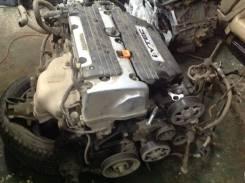 Двигатель Honda CR-V 3 RE 2.4 2007-2011