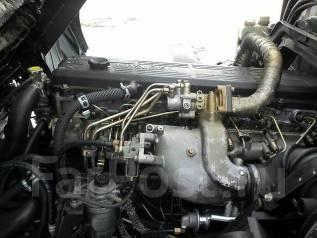 Топливный насос высокого давления. Mitsubishi Fuso Двигатель 6M61