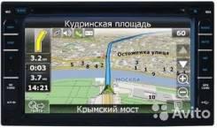 Яхтенная Мультимедия Громкая Связь -GPS -TV - DVD- 2 din. Финляндия