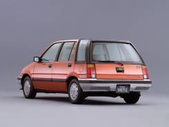 Honda Civic Shuttle , 1985 г - запчасти бу. Honda Civic Shuttle Двигатель EW2