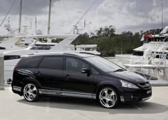 Mitsubishi Grandis 2003 - 2010г - запчасти бу. Mitsubishi Grandis, NA4W Двигатель 4G69
