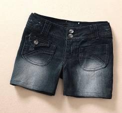 Шорты джинсовые. 48, 50, 52