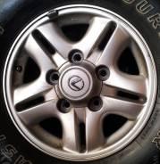 "Крышки для дисков Lexus LX470. Диаметр Диаметр: 16"", 1 шт."