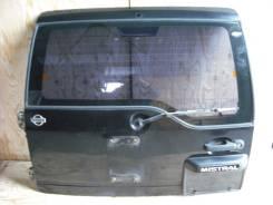 Дверь багажника. Nissan Mistral, R20, KR20 Двигатели: TD27T, TD27TI