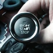 Кнопка. Lexus LS460
