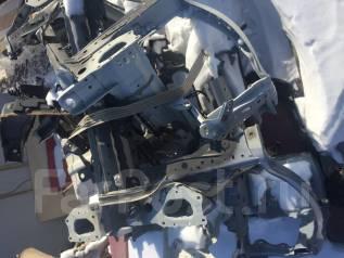 Передняя часть автомобиля. Subaru XV
