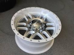 Sakura Wheels. 8.0x16, 6x139.70, ET10, ЦО 110,5мм.