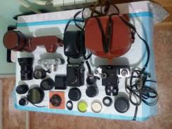 Продам одним лотом фотоаппараты