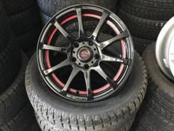 Sakura Wheels. 6.5x15, 5x114.30, ET35, ЦО 73,0мм.