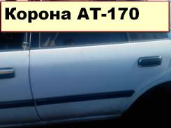 Дверь боковая. Toyota Corona, AT170 Двигатель 5AF