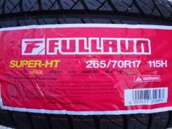 Fullrun Super-HT. Летние, 2013 год, без износа, 4 шт