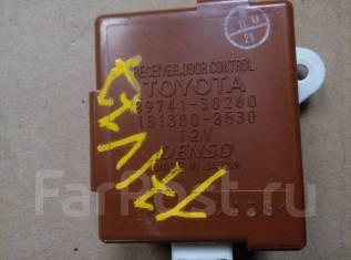 Блок управления дверями. Toyota Crown Majesta, GS171, JKS175, JZS171, JZS173, JZS175, JZS177, JZS179, UZS171, UZS173, UZS175 Toyota Crown, GS171, GS17...