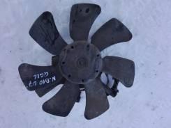 Мотор вентилятора охлаждения. Nissan Almera Classic Двигатель QG16