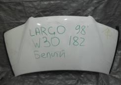Капот. Nissan Largo, VW30, NCW30, VNW30, NW30, W30, CW30 Двигатели: CD20TI, KA24DE, CD20ETI