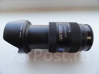 Объектив Sony SAL-1680Z. Для Sony, диаметр фильтра 62 мм