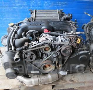 Двигатель в сборе. Subaru Legacy B4, BL5 Subaru Legacy, BL5, BP5 Двигатели: EJ20X, EJ20