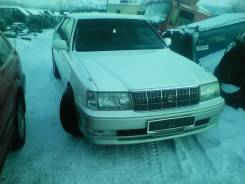 Toyota Crown. 151, 1JZGE