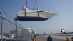 Searay. Год: 1995 год, длина 9,00м., двигатель стационарный, 400,00л.с., бензин