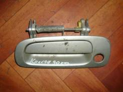 Ручка двери внешняя. Toyota Cresta, SX90 Двигатель 4SFE