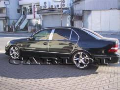 Накладка на стойку. Toyota Celsior. Под заказ