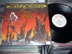 HARD! Блицкриг / Blitzkrieg - Ready for Action - NL LP 1985